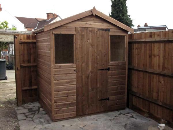 garden sheds 6 x 5 - Garden Sheds 6 X 5